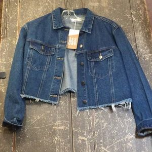 24 Colours denim jacket